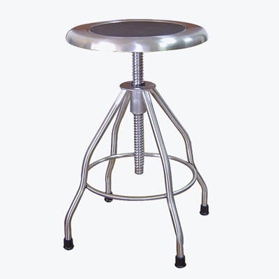 7745 SS Stainless Steel Stool